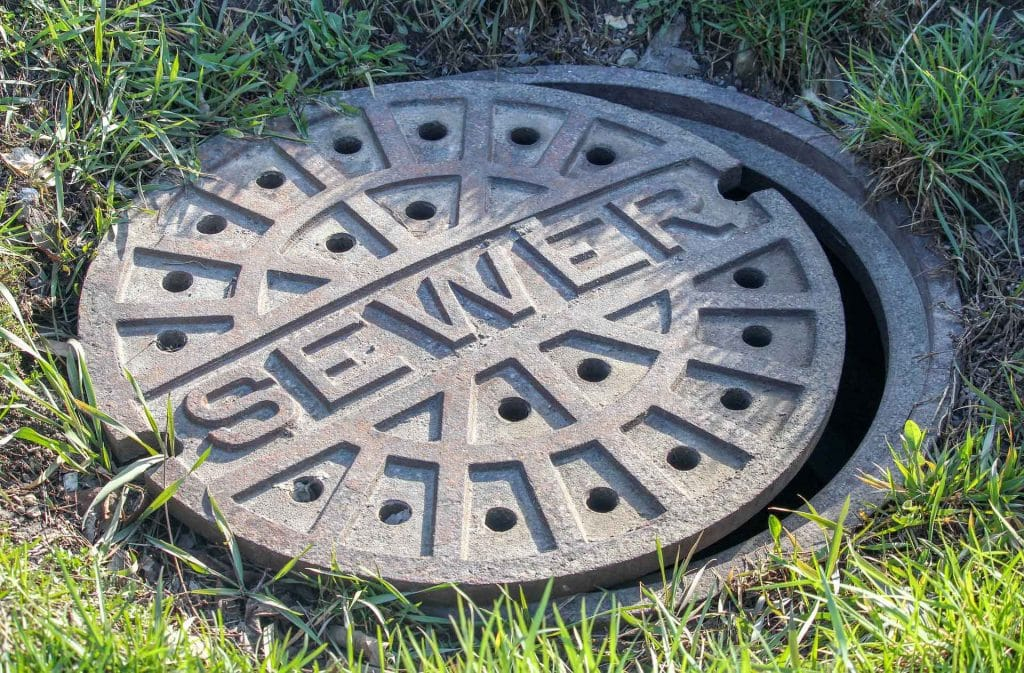 sewer repair modern process plumbing