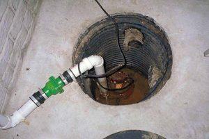 sump pump installation modern process plumbing