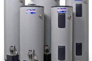 water heater installation and repair modern process plumbing